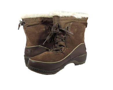 SOREL: TIVOLI III TABACCO FLAX - Got Your Shoes