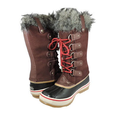 SOREL: JOAN OF ARCTIC REDWOOD/RED ELK - Got Your Shoes