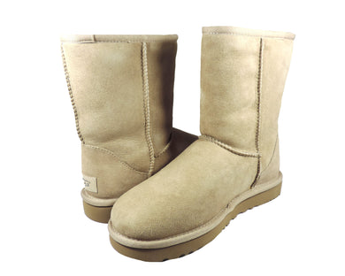 UGG W CLASSIC SHORT II: FAWN - Got Your Shoes