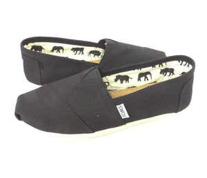 Toms Classics Canvas Black - Got Your Shoes