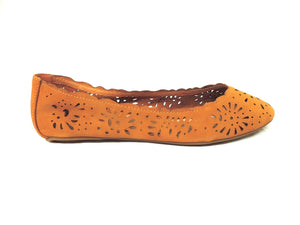 Miz Mooz Terracotta Parvati Orange - Got Your Shoes