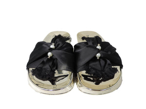 Dirty Laundry May Knotted Slide Sandal - Got Your Shoes