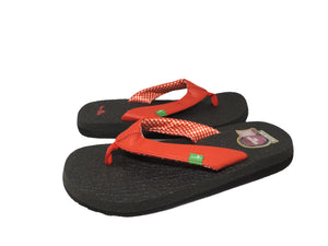 sanuk women's yoga mat sandals made out of real yoga mat available now at gotyourshoes.com