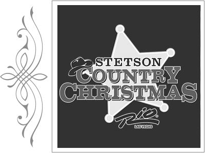 NAtional Finals Rodeo Stetson Country Christmas