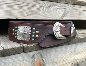 Medium Gunslinger Belt