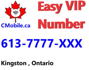 Easy 613-7777xxx Phone number for Kingston , Ontario