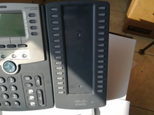 CISCO SPA509G 12 lines IP Phone with 32 button SPA500S expansion module combo