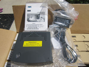 New CISCO ATA-186-I2-A Analog Telephone Adapter - 2 phone ports + 1 network port