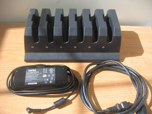 Battery Gang Charger 6BAY- DT Research DT366 Tablet PC