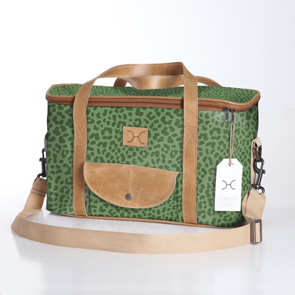 Caddy Cooler Bag Laminated Fabric -25%.Discount