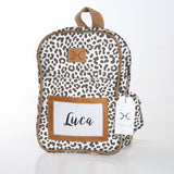 Kids Backpack Laminated Fabric -30%.Discount