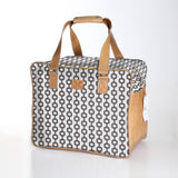 Large Weekender Bag Laminated Fabric -15%.Discount