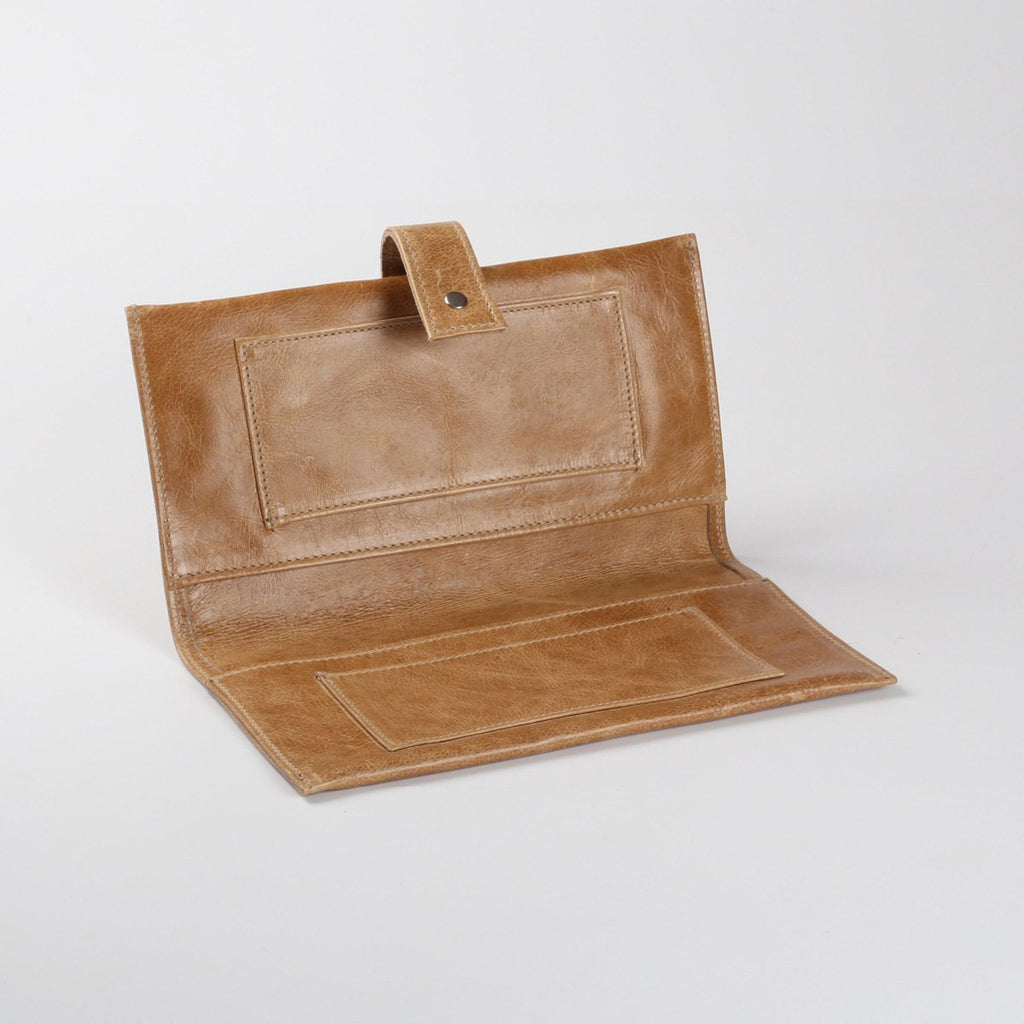Nappy Wallet Leather