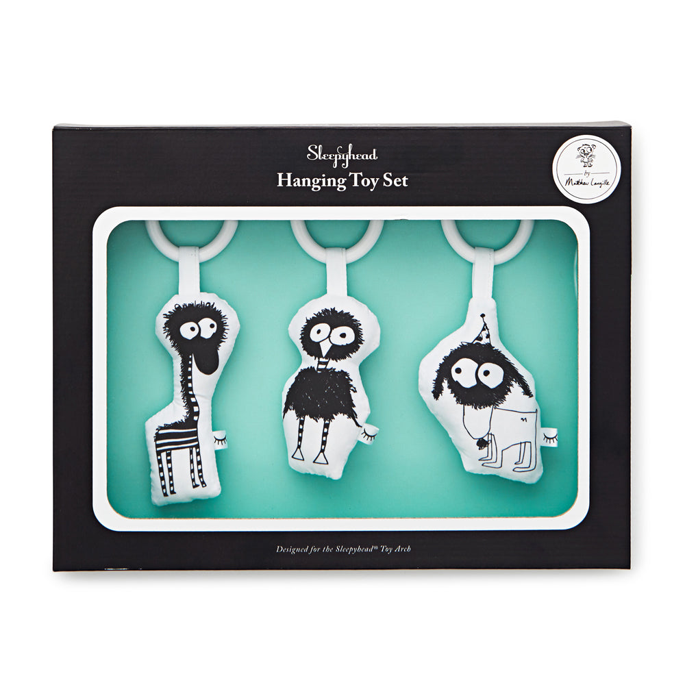 Sleepyhead Hanging Toy Set