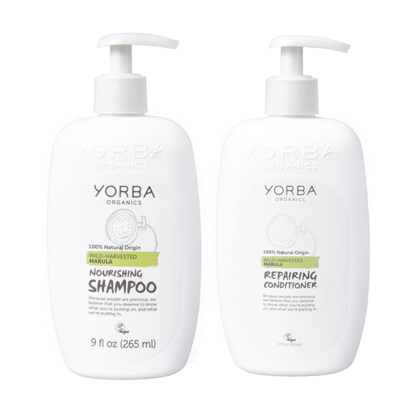 "3x PACK Nourishing Shampoo&Conditioner COMBO <span style=""color:RED;font-weight:bold;"">-71% Discount</span>"