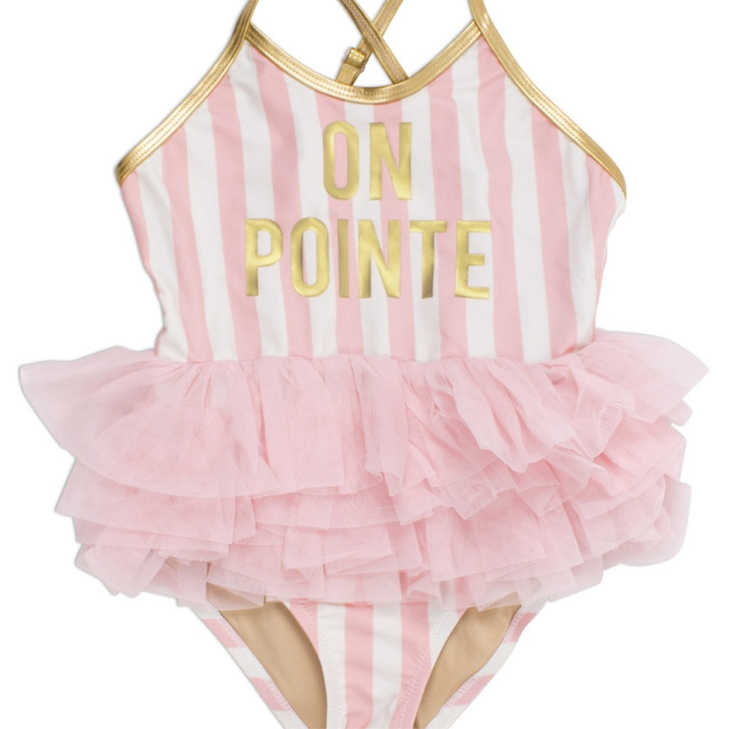 SHADE CRITTERS - On Pointe Swim Suit