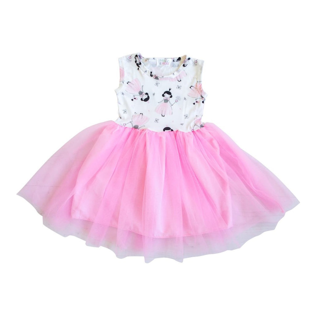 Mila&Rose- Princess Tank Tutu Dress