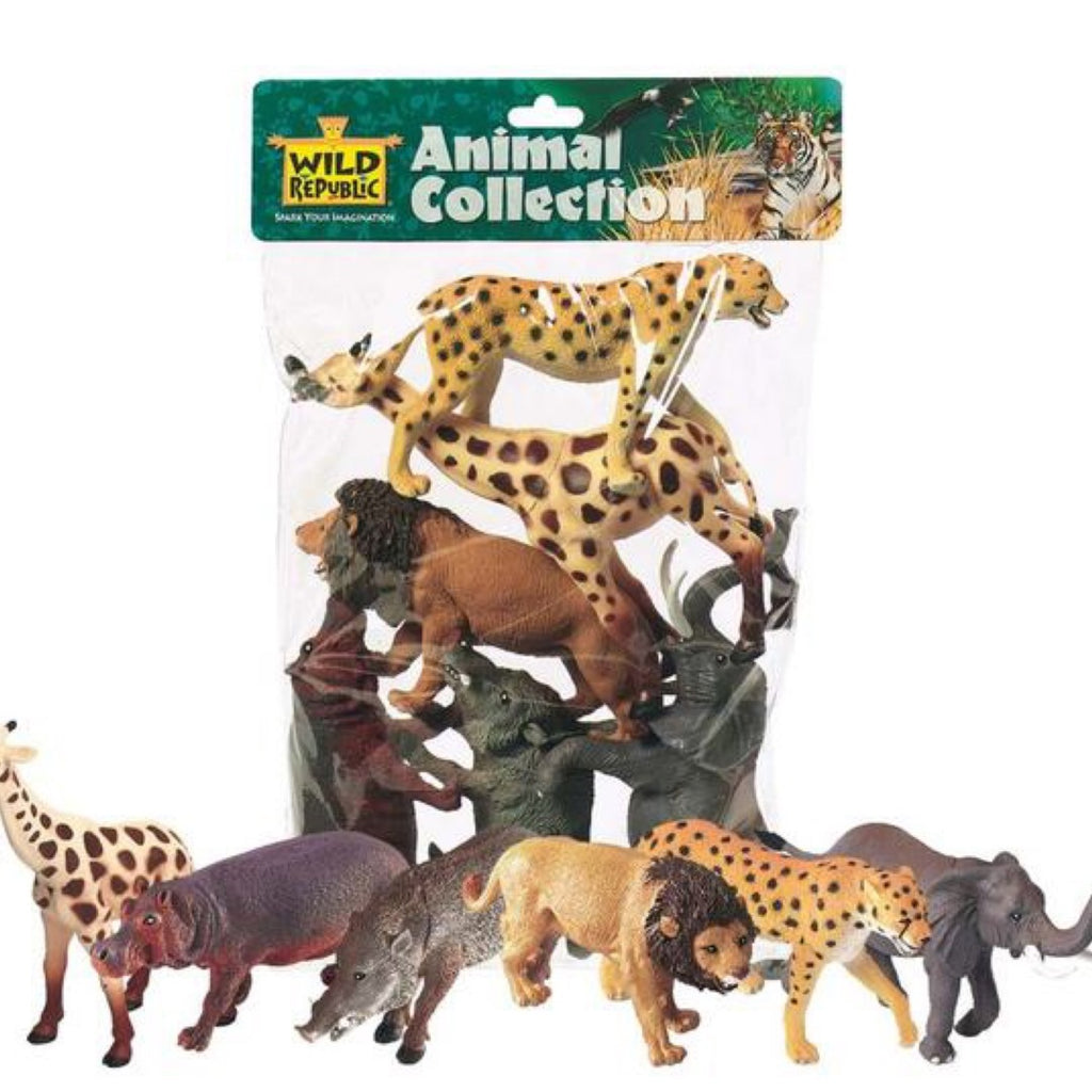 Wild Republic- Polybag African Collection
