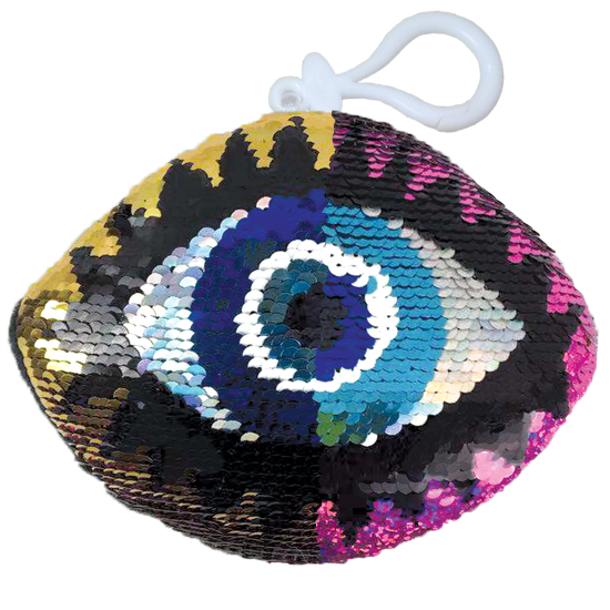 iScream- Eye Reversible Sequin Mini Squishem