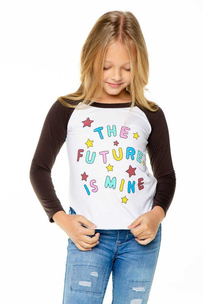 "Chaser ""The Future Is Mine"" Long Sleeve"