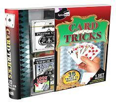 Card Tricks Spicebox