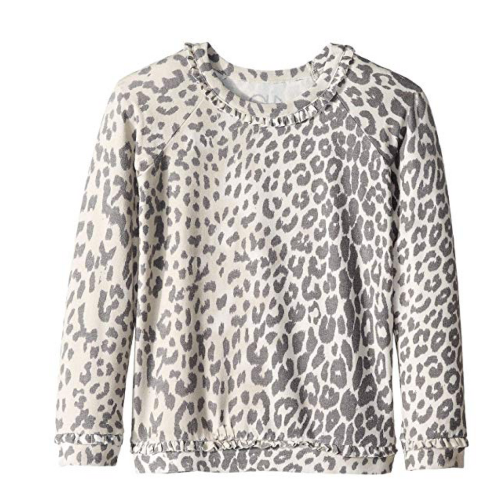 CHASER - Cheetah Sweatshirt