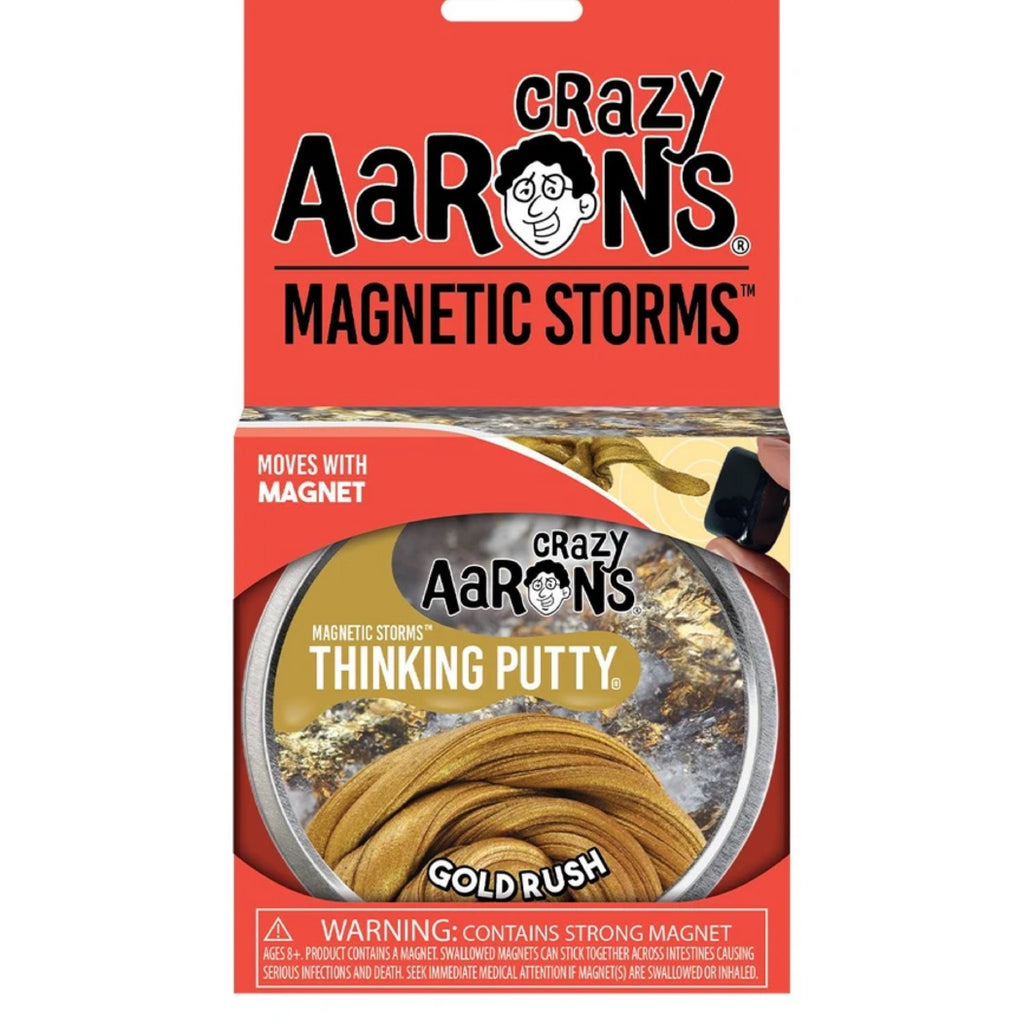 Crazy Aaron- Magnetic Storms Gold Rush