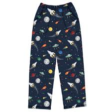 Space Plush Pants