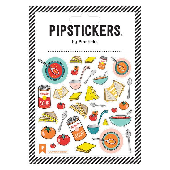 Pipsticks- Tomato soup and Grill Cheese