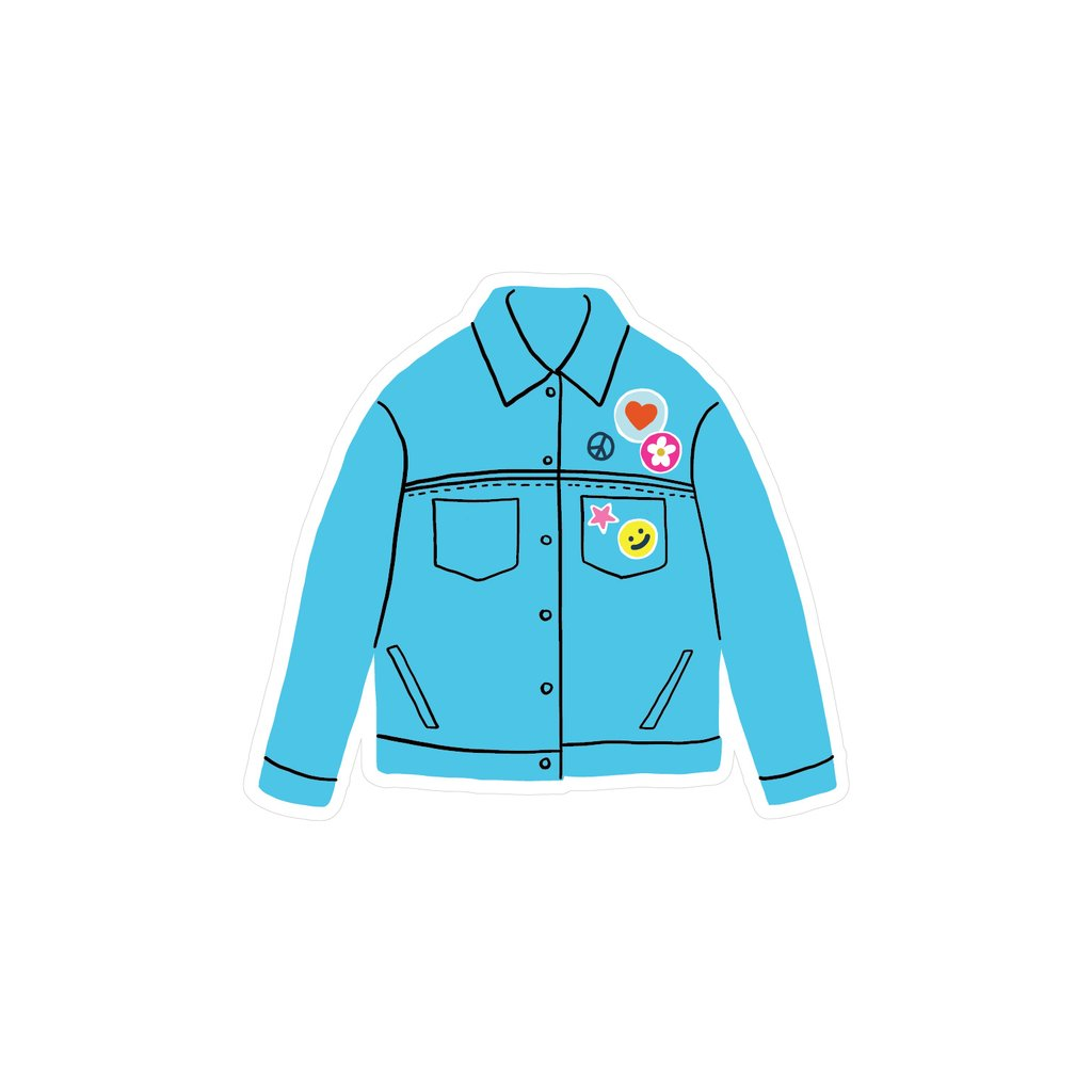 Pipsticks- Denim Jacket Vinyl