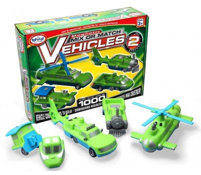 Popular Playthings- Mix OR Match Vehicles