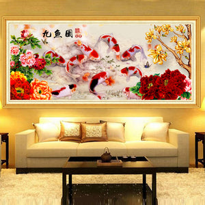 5D Diy Diamond Painting Rhinestone Crystal Drill