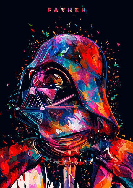 Star Wars Full Square Diamond Painting