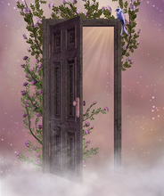 Door to Heaven Full Square / Round Diamond Painting