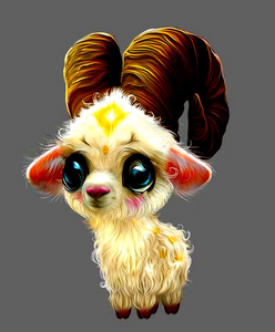 Kiddo Sheep Full Diamond Painting