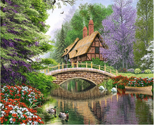 Beautiful Scenery 5D Diamond Painting