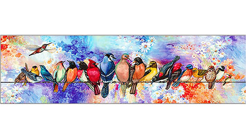 Cartoon Birds 5D DIY Diamond Painting