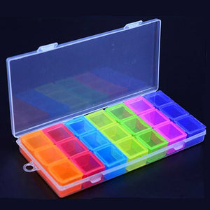 Diamond Painting Box 21 Slots