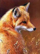 Fox Side View 3D Diamond Painting