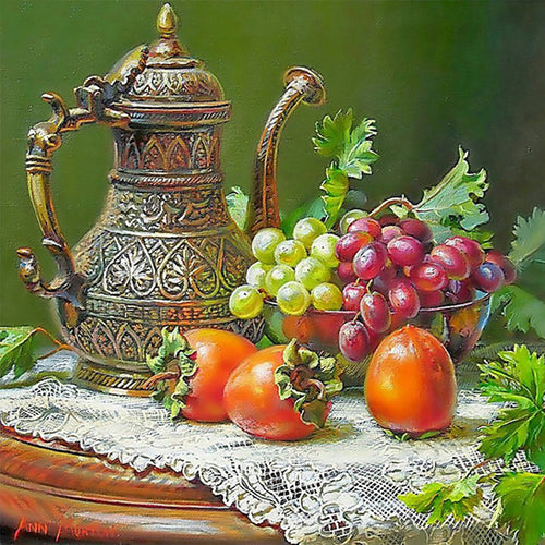 Fruits 5D Diamond Painting