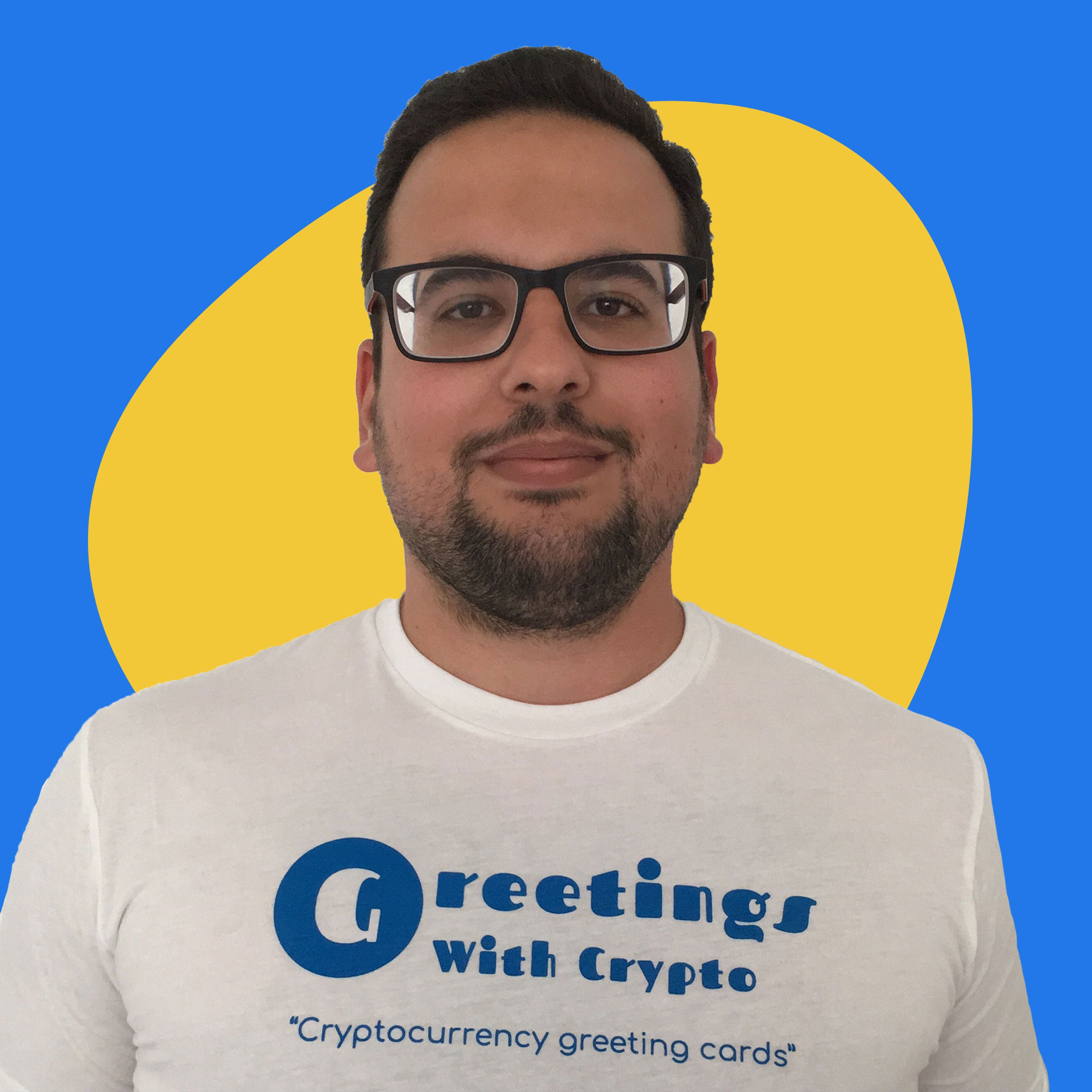 Greetings With Crypto review