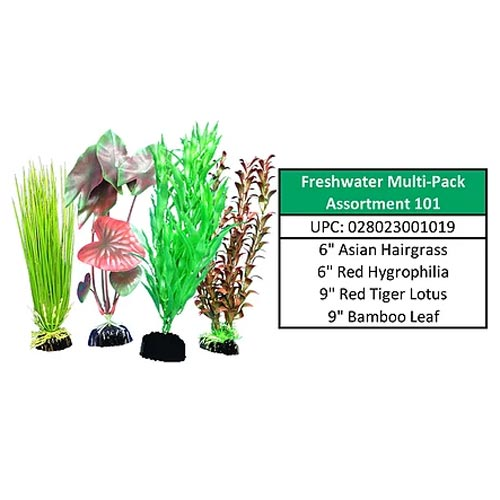 Freshwater Multipack Assortment 101