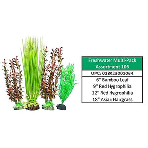 Freshwater Multipack Assortment 106