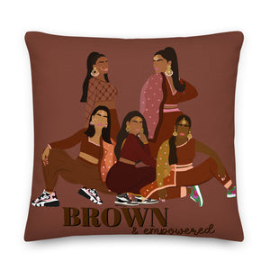 Brown & Empowered