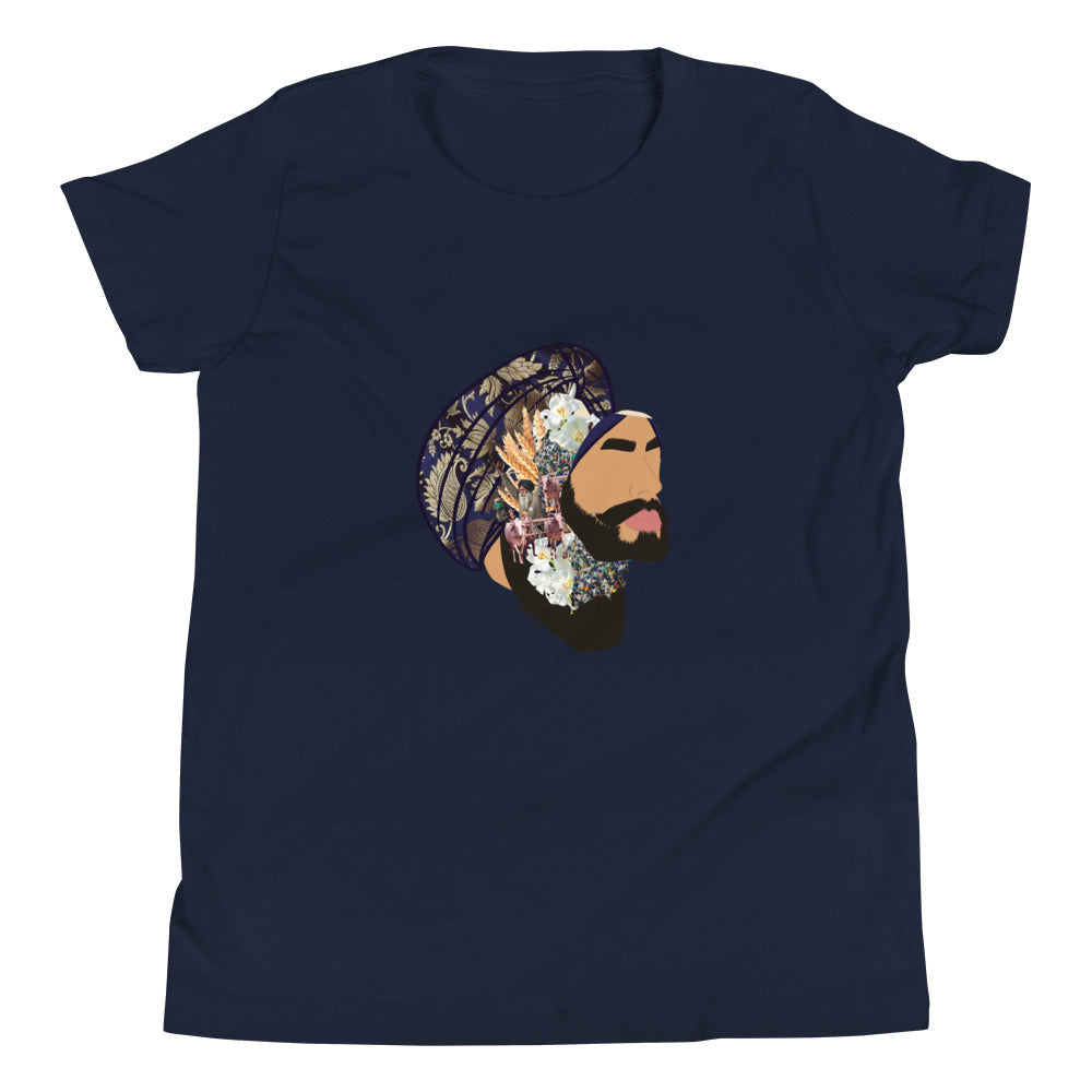 Son of Punjab Youth T-Shirt