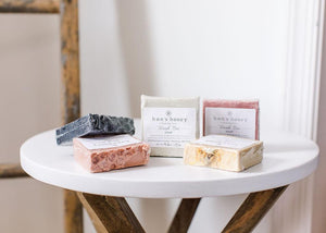 Warsh Bar (Lemongrass/Peppermint)