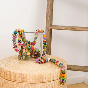 Saree Bead Garland