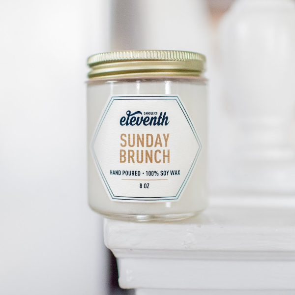 Sunday Brunch Candle