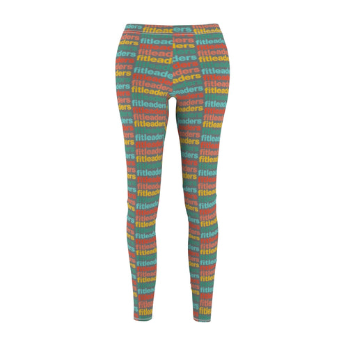 Good Vibrations Leggings by Fit Leaders - Fit Leaders
