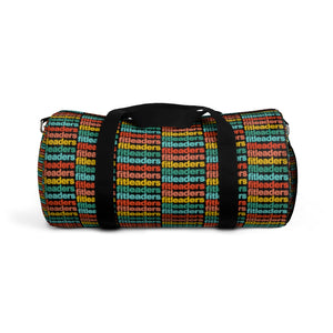 Good Vibrations Duffel Bag by Fit Leaders - Fit Leaders